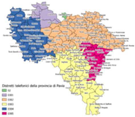 comuni della provincia di pavia 0383
