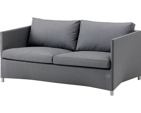 outdoor 2 seater sofa diamond 2 seater sofa by cane line couture outdoor