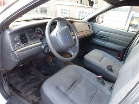 Ford Interceptor Interior by Crown Vic Interceptor Interior Www Pixshark