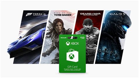 Microsoft Xbox Gift Card - microsoft gift cards xbox gift cards windows gift cards