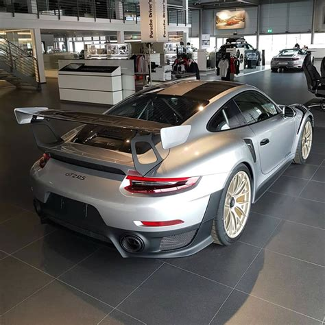 Porsche 911 Gt2 For Sale by 2018 Porsche 911 Gt2 Rs Delivery Immediately Sold