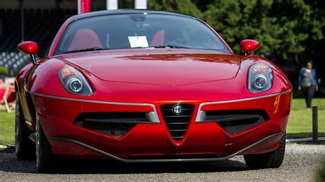 Alfa Romeo Superleggera by Touring Superleggera Alfa Romeo Disco Volante Loud Sound