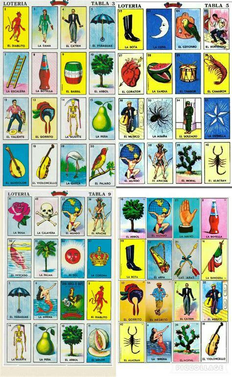 loteria hair carta de loter 237 a mexicana fiesta mexicana tema