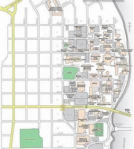 St Cloud State Campus Map by St Cloud State University Map St Cloud Symphony Orchestra