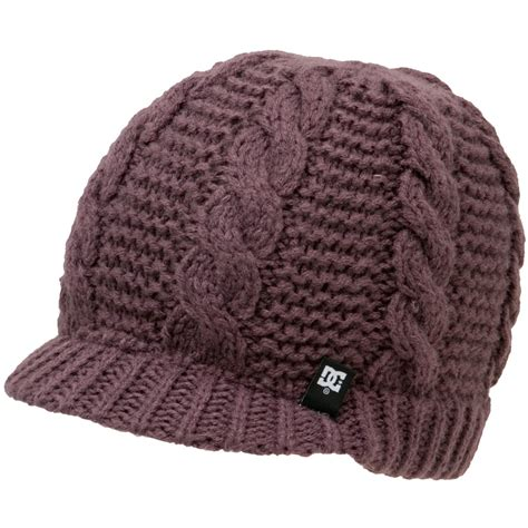 dc cable knit brim beanie s backcountry