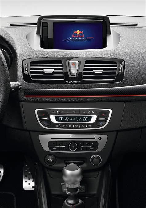 renault megane 2014 interior 2014 renault megane rs 265 red bull rb8 limited edition