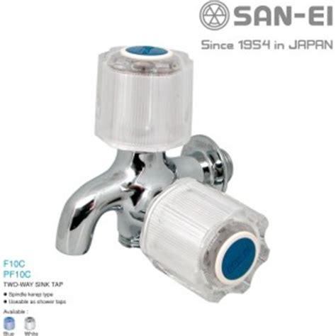 Two Way Sink Tap San Ei F10mr f10c pf10c toko perlengkapan kamar mandi dapur