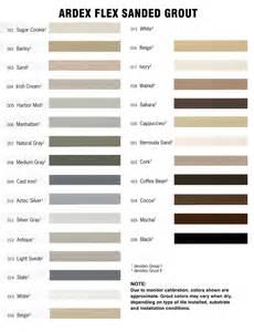 tec grout color chart pin tec grout colors ajilbabcom portal on