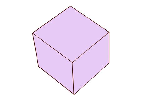 How Do You Make A Paper Cube - how to make a 3d cube 9 steps with pictures wikihow