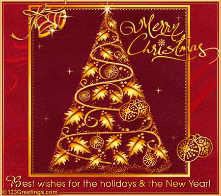 free new year ecards hallmark business greeting cards santa claus and