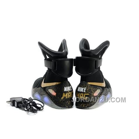 imagenes nike volver al futuro nike air mag back to the future limited edition shoes