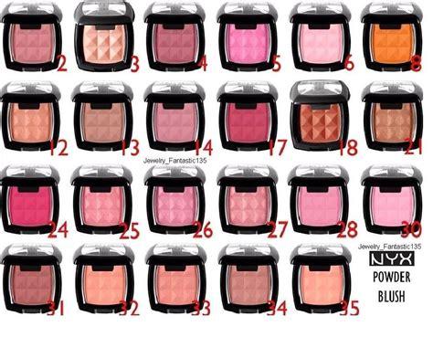 Nyx Powder Blush nyx powder blush blushes all shades available 100