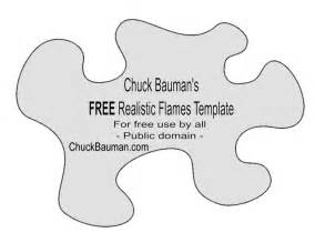 Templates For Airbrushing by Free Airbrush Stencils Free Realistic Flames