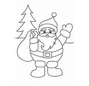 Free Coloring Pages Printable Christmas