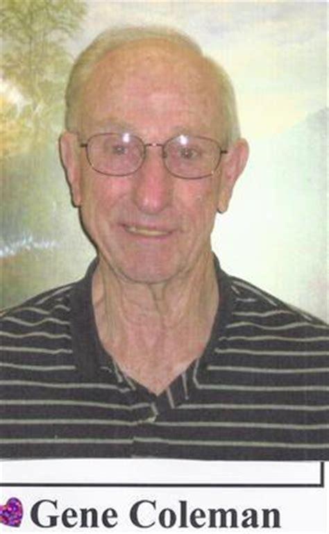 eugene coleman obituary amarillo legacy