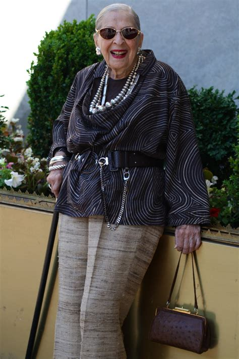 stylish fashion for the 60 year old woman life and style tips from a 99 year old fashion plate