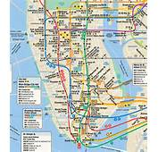New York City Subway Map See Details From Wwwnysubwaycom