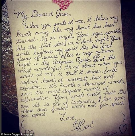 19 Kids And Counting S Ben Seewald Pens Love Letter To An Open Letter To My Best Friend On Her Wedding Day