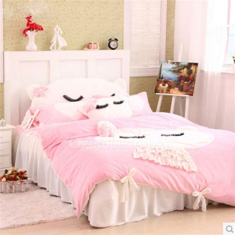 girls pink bedding girls queen pink discount romantic kids bedding sets