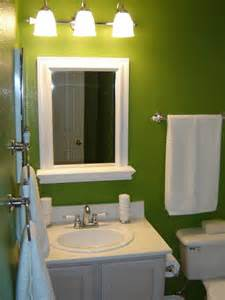 Small bathroom green color ideas with lighting small bathroom