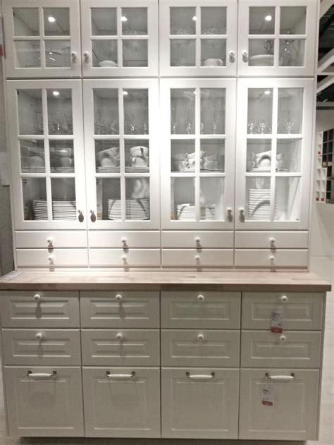 Esszimmer Ideen 4971 by 77 Besten Ikea K 252 Che Landhausstil Metod Bodbyn Bilder Auf