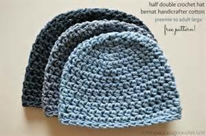 Crochet hat pattern 2 free crochet pattern oombawka design