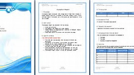 Report Templates for Microsoft Word Download