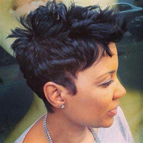 shortcut for black hair ariane davis tumblr shortcut short hairstyles on pinterest black women short cuts