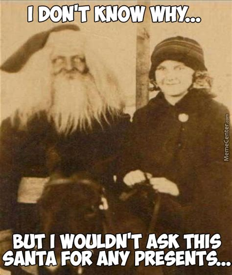 Christmas Eve Meme - and on christmas eve little timmy was found with his eyes