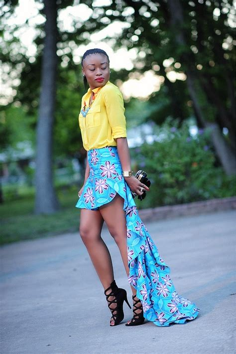 Sunita Maxi pictures of skirt sown with ankara material 122 best images about ankara skirts on high