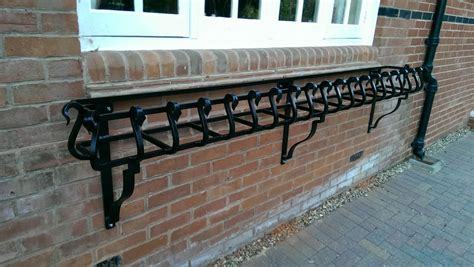 wrought iron window box window box ash ironworks quality decorative iron work