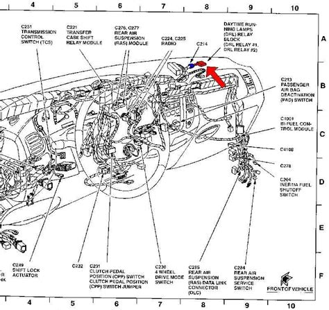 best car repair manuals 2009 ford f150 instrument cluster ford escape wiring diagram transmission 39 wiring diagram images wiring diagrams