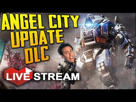 Titanfall Giveaway - titanfall 2 angel city dlc is awesome giveaway live stream titanfall 2 clip60