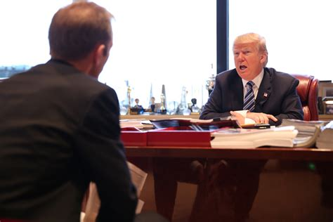 donald trump business donald trump unloaded on karl rove then said he could
