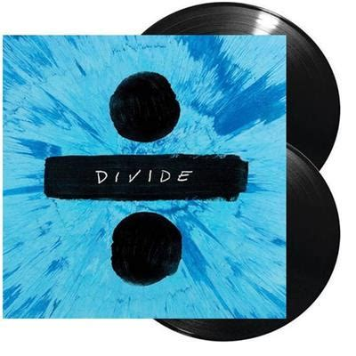 ed sheeran perfect on vinyl divide vinyl ed sheeran jb hi fi