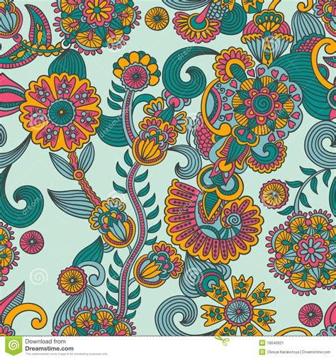 seamless pattern coreldraw seamless pattern stock image image 18040921