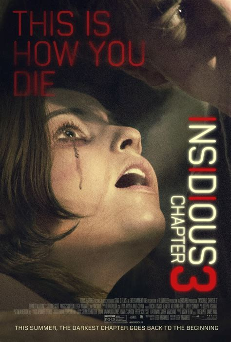 insidious film rotten tomatoes insidious chapter 3 2015 rotten tomatoes