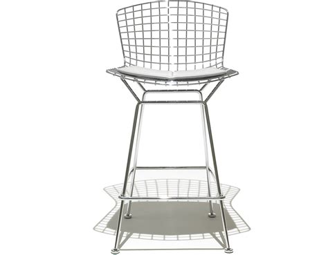 bertoia stool  seat cushion hivemoderncom