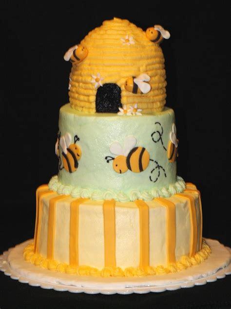bumble bee cakes decoration ideas  birthday cakes