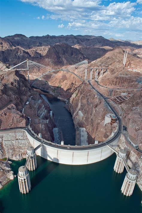 hoover dam born and raised in the south the new hoover dam