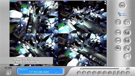 Robo 360 Ip Cctv 360 360 degree fisheye security demo surveillance