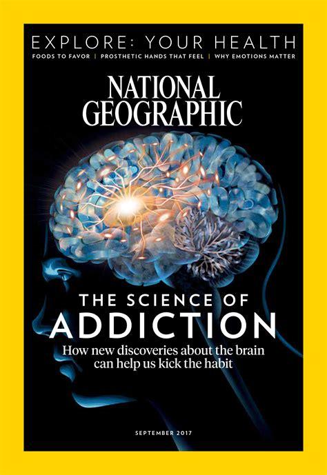 National Geograpic national geographic magazine september 2017 national