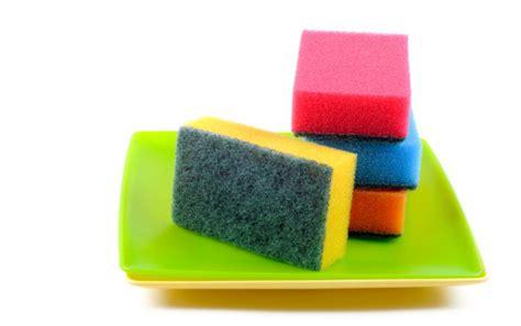 Spon Tapas Bantal Sponge Spons Cuci Piring Dapur agar spons cuci piring tak jadi sarang bakteri bersihkan dengan