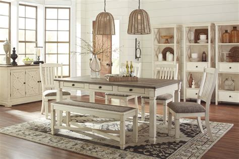 76 dining room sets less than 200 cheap dining room bolanburg rect dining table 4 uph side chairs uph bench