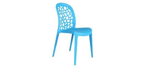 chaises bleues chaise sala bleue choisissez nos chaises sala bleues