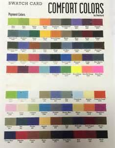 comfort colors size chart comfort colors boyfriend tank