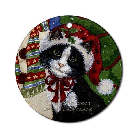 cat house christmas ornament themed tree ornaments ornament shop