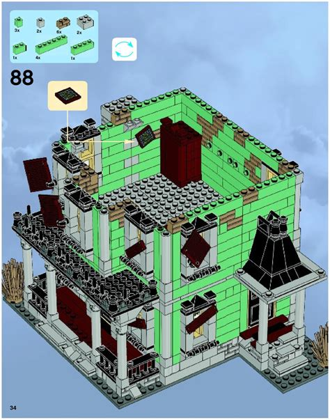 Lego 10228 Huanted House fighters haunted house lego 10228 a different website for lego