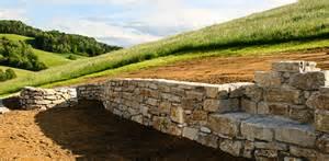 natursteinmauern erdarbeiten baggerarbeiten amp kanalbau
