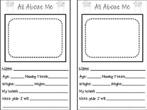 First Grade Fanatics First Grade Memory Book Give Away Memory Book For Dementia Template